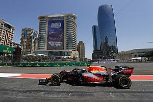 Jadwal F1 GP Azerbaijan 2021 Hari Ini