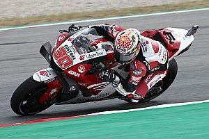 Hasil Warm Up MotoGP Catalunya: Nakagami Tercepat, Rossi 10 Besar