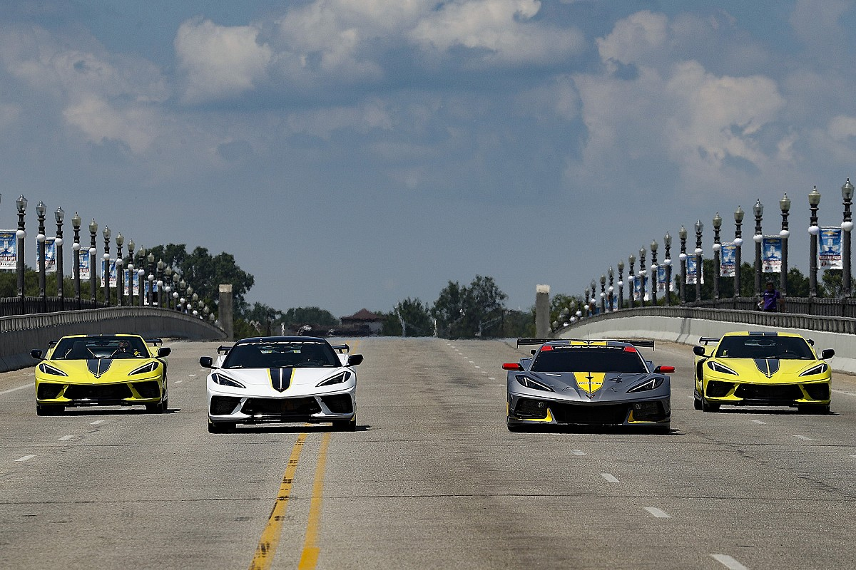 Special edition Corvette Stingray commemorates IMSA glory thumbnail