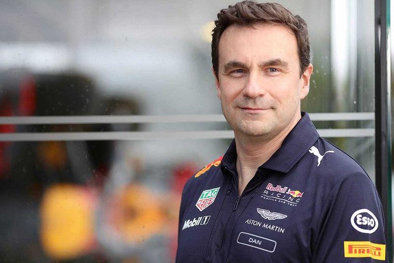 Aston Martin firma al jefe de aerodinámica de Red Bull