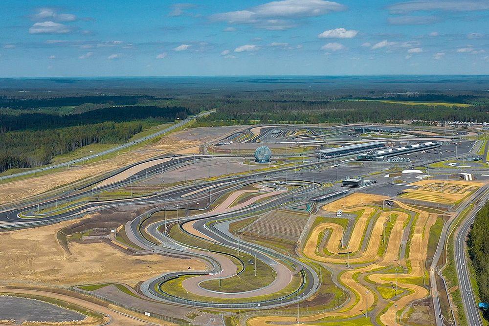 Igora Drive sarà modificato per ospitare la F1 nel 2023
