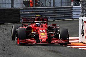 """Sainz a """"changé beaucoup de choses"""" pour s'adapter à la Ferrari"""