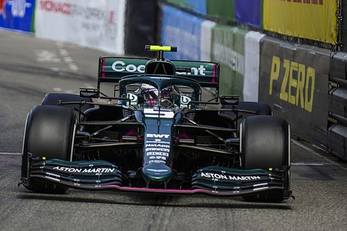 Aston Martin 'clawing back' performance in 2021 F1 season