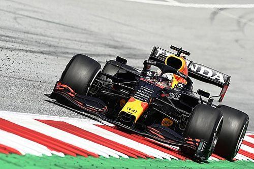 Verstappen explica su problema con los frenos en el GP de Estiria