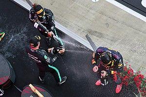 Las fotos más impresionantes del GP de Estiria 2021 de F1