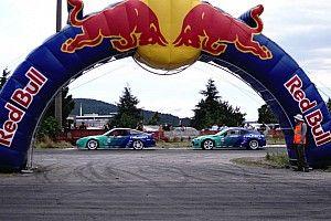 2021'in ilk drift yarışı Tuzla'da gerçekleştirildi