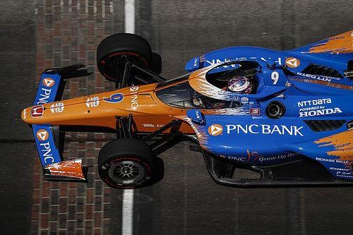 Indy 500: Ganassi, Penske lead final practice on Carb Day
