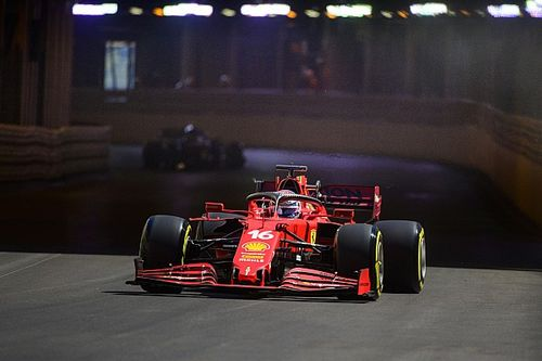 Monako GP 2. antrenman: Leclerc lider, Ferrari 1-2!