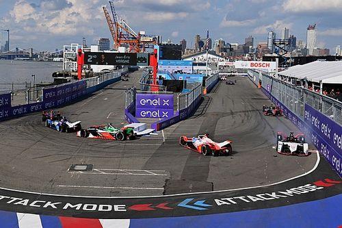 'Traffic jams' key factor in Lynn-Wehrlein New York Formula E clash