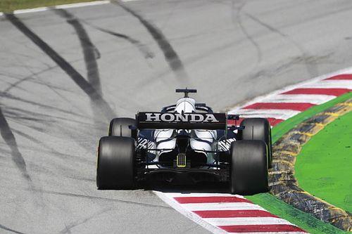 Honda wciąż za Mercedesem