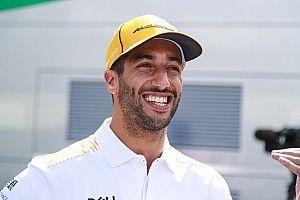 """ريكاردو يرغب التواجد في """"أفضل موقع"""" للمنافسة على لقب الفورمولا واحد في 2024"""