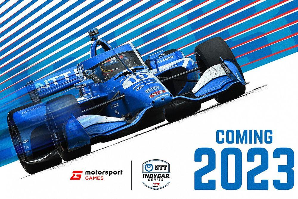 Motorsport Games签署协议将把官方IndyCar游戏推向市场