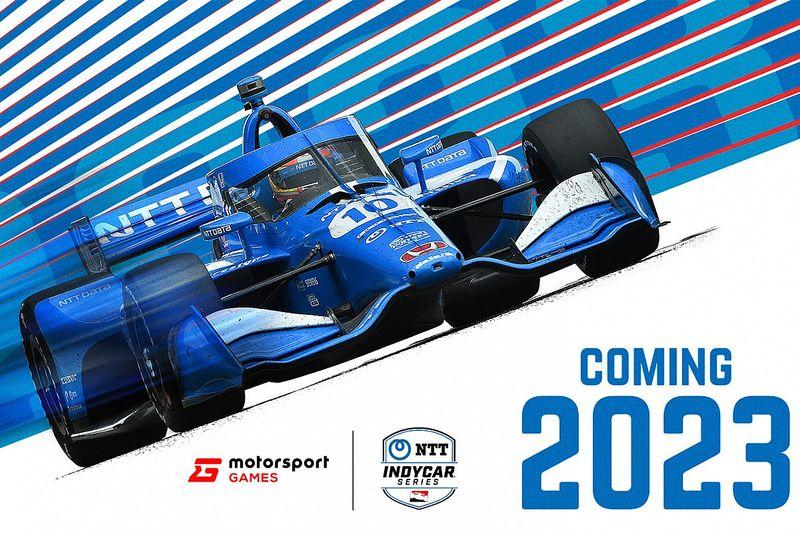 Motorsport Games assina acordo para lançar jogo oficial da IndyCar
