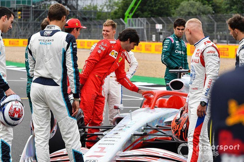 Sainz y el secreto a voces entre pilotos de los coches de F1 2022