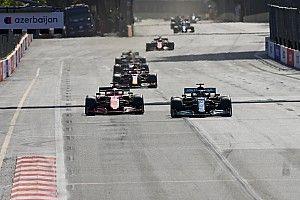 The Azerbaijan GP as it happened