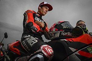 """Espargaro: """"Vinales'in Aprilia'ya gelmesi MotoGP'deki en iyi sürücülerden biri olduğumu kanıtlayacak"""""""