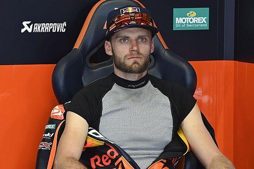 KTM renueva a Binder por tres temporadas