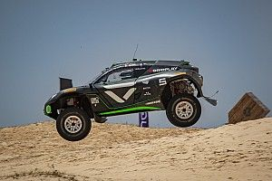 Extreme E adds Sardinia round after Covid calendar disruption