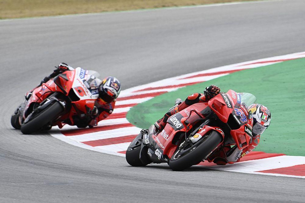Ducati vers de meilleurs résultats cette année au Sachsenring et à Assen?