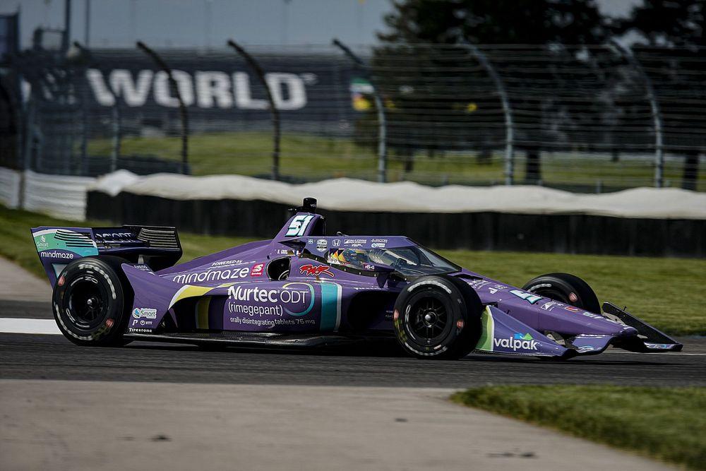 Grosjean Ingin Turun di Balapan Oval IndyCar