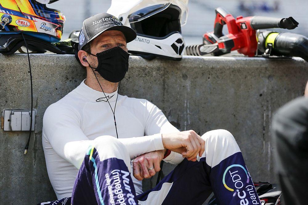 Grosjean: Aki azt hiszi, hogy könnyű oválon versenyezni, az téved!