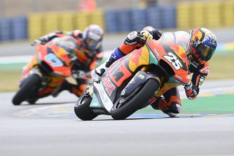 Hasil Moto2 Prancis: Fernandez Curi Kemenangan Kedua, Bendsneyder P5