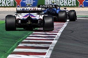 """Schumacher: """"Latifi'yi daha erken geçseydim Russell ile yarışabilirdim"""""""