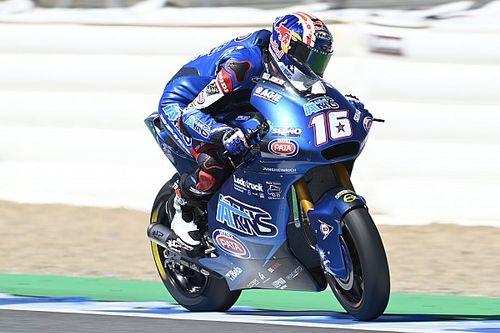 Hasil FP1 Moto2 Italia: Roberts Ungguli Duo KTM Ajo