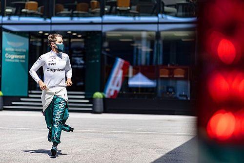 """Vettel: """"Ho fatto un clic in qualifica, voglio restare a punti"""""""