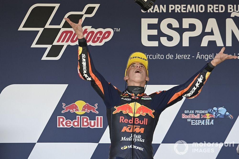 """Moto3デビュー2ヵ月で3連勝。""""未来の王者""""と注目集めるペドロ・アコスタは何者なのか?"""