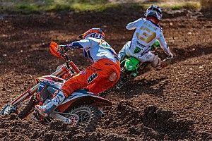 Arm Pump Gagalkan Jeffrey Herlings Menangi Race 1 MXGP Prancis