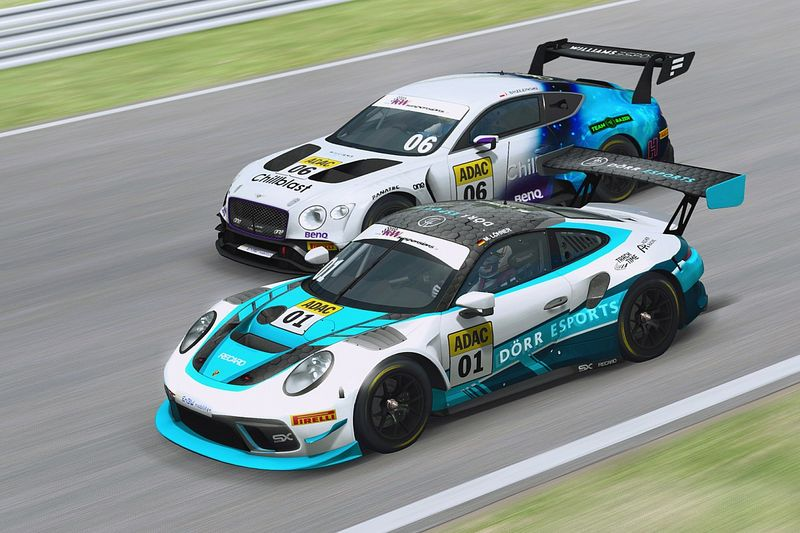 Lohner secures third ADAC GT Masters Esports title