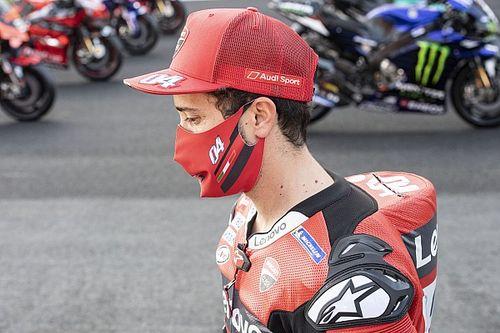 """Dovizioso: """"Quiero creer en mis posibilidades de volver a MotoGP en 2022"""""""