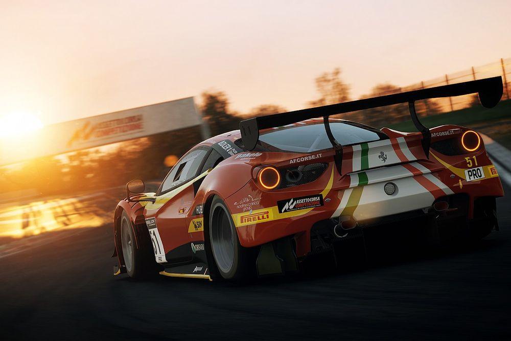 Assetto Corsa Competizione estará en PS5 y Xbox Series X|S