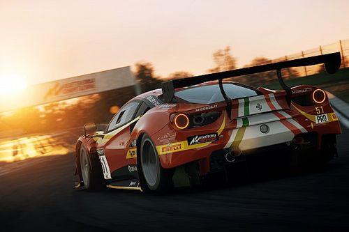 Assetto Corsa Competizione estrena circuito y nuevos coches