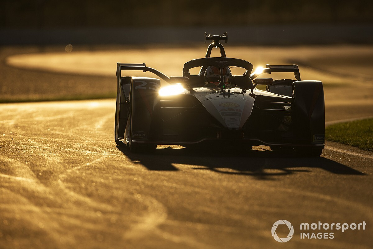Kolejna odsłona kalendarza Formuły E