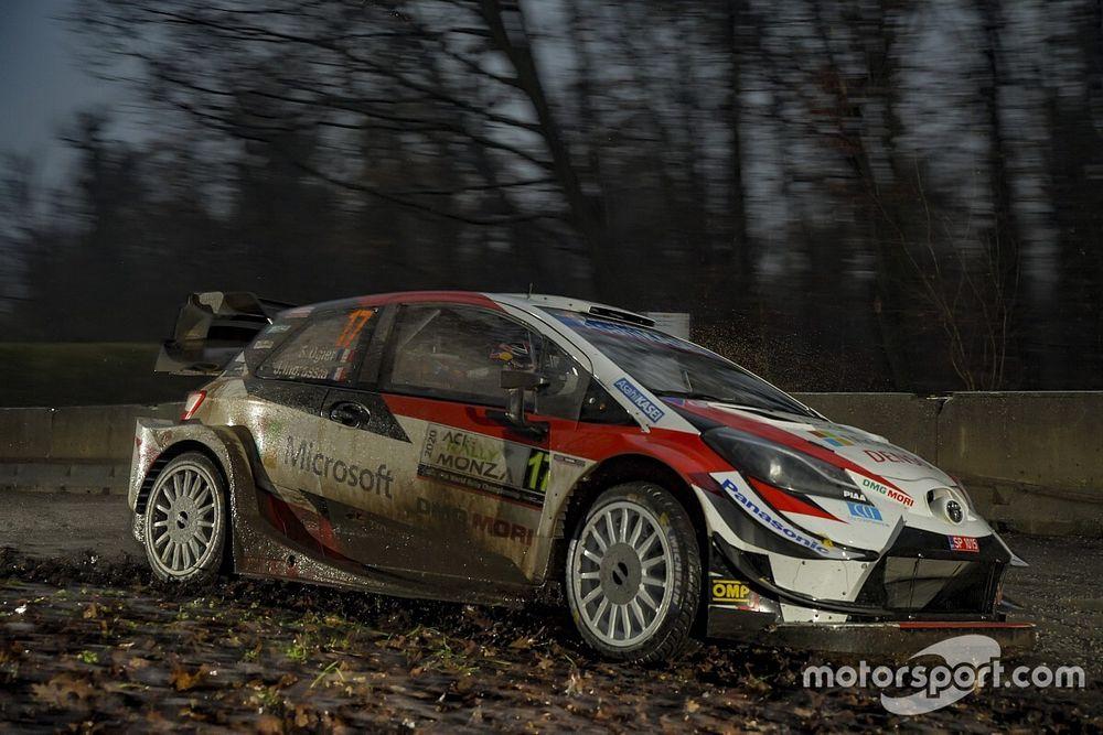 WRC, Rally Monza, PS13: svetta Sordo, Ogier controlla