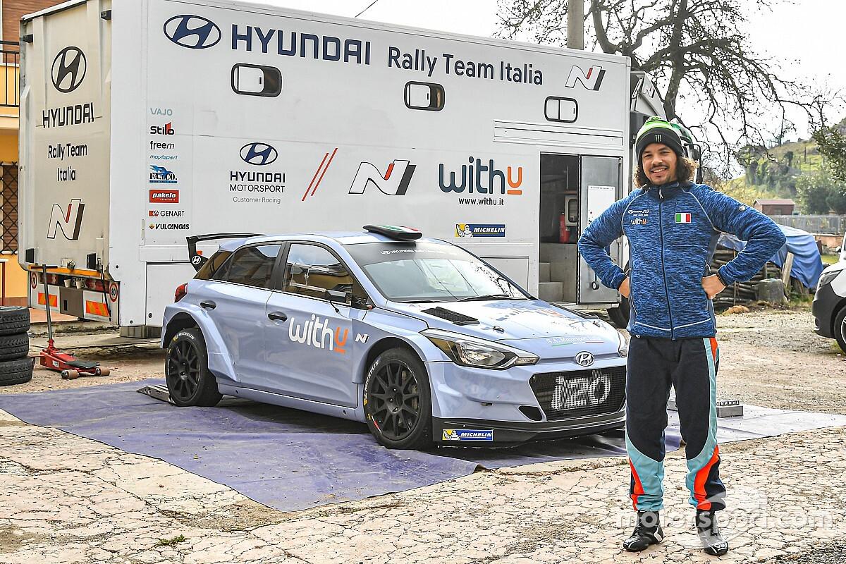 """Morbidelli: """"Il WRC come la fossa dei leoni, ma mi piace!"""""""