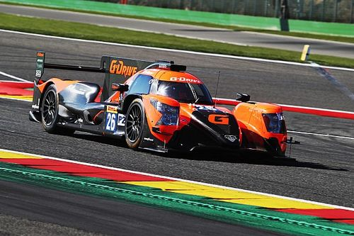 WEC Prologue: G-Drive fastest as LMP2s stay on top