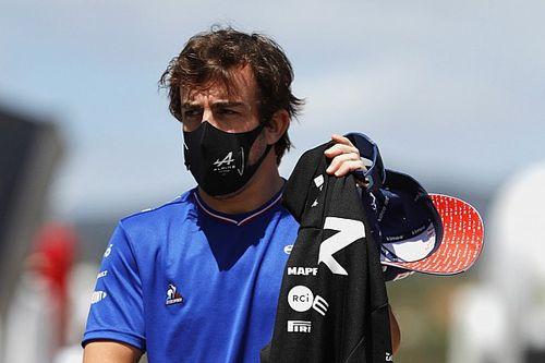 """Alonso: """"Yeni sprint yarışları F1'e heyecan katacak"""""""