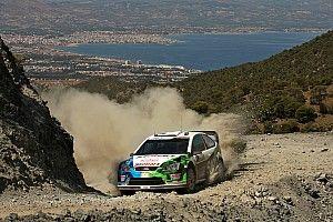 Rajd Akropolu blisko WRC