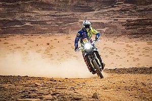 Lorenzo Santolino, a un suspiro de cerrar el top 5 del Dakar 2021