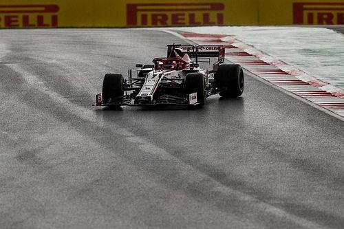 """Raikkonen: """"Voltas extras no TL3 melhoraram desempenho da Alfa Romeo"""""""