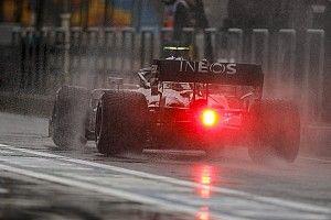 Apesar de hepta de Hamilton, Mercedes sai da Turquia com recorde negativo