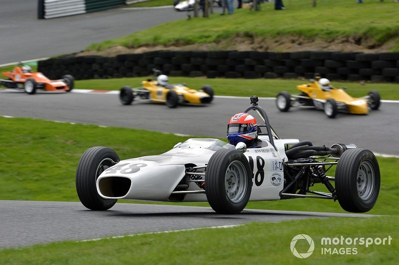 The unusual racing journey forged by a youthful historics ace