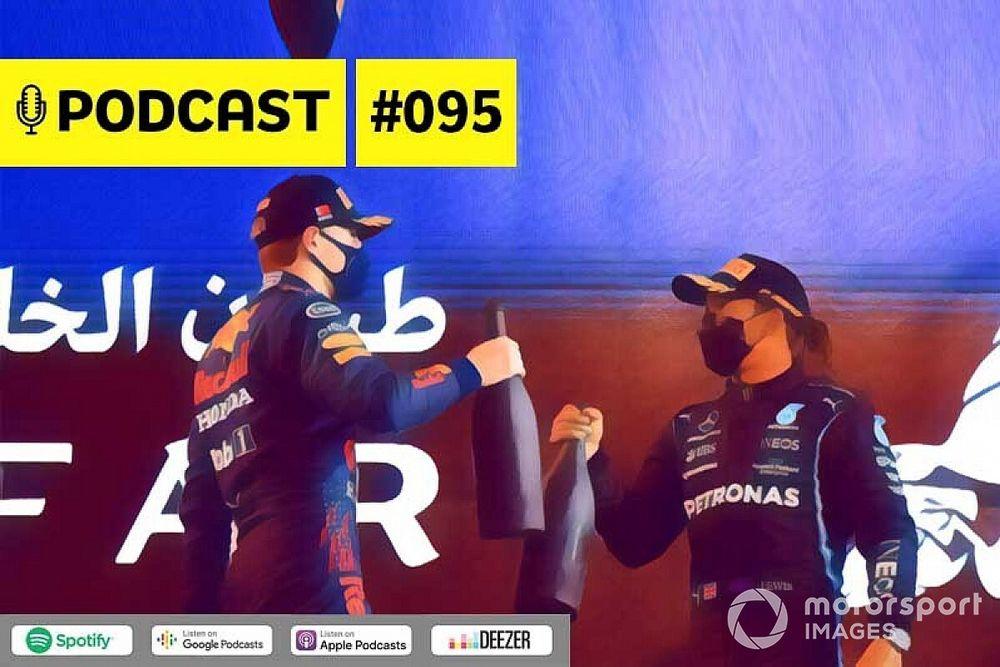 Podcast #095 – Batalhas entre Hamilton e Verstappen ditarão temporada 2021 da F1?
