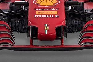 Todos los recovecos del Ferrari SF21 de Sainz para la F1 2021
