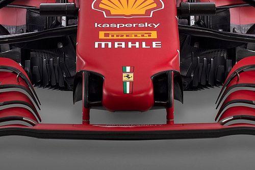 GALERÍA: el SF21 para la Fórmula 1 2021 a detalle