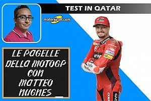 MotoGP: promossi e bocciati dei test in Qatar