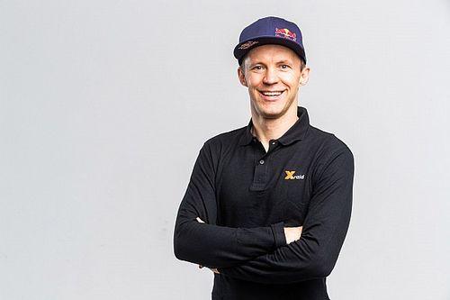 Ekstrom Bakal Debut Reli Dakar bersama X-Raid